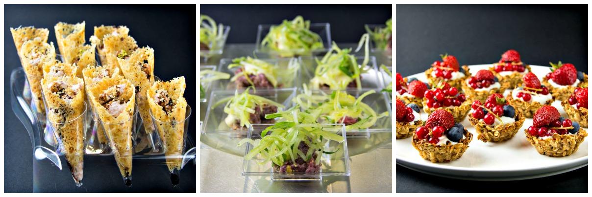 Extrêmement FINGER FOOD: aperitivi e buffet in punta di dita (Lezione 5) HY77
